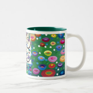 Arbre d hommage de Klimt de la vie Tasse À Café