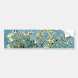 Arbre d'amande de floraison par Van Gogh Autocollant Pour Voiture