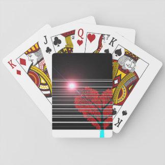 arbre d'amour jeu de cartes