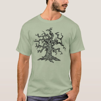 Arbre d'Andy Howell de T-shirt de la vie