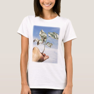 Arbre d'argent t-shirt