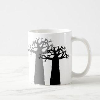 Arbre de baobab mug