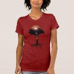 Arbre de Chakra T-shirt