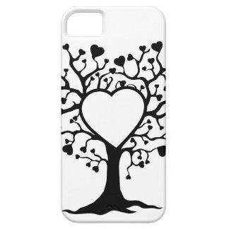 Arbre de coeur iPhone 5 case