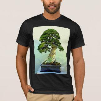 Arbre de Cypress de bonsaïs T-shirt