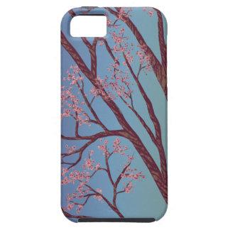 Arbre de fleurs de cerisier - cas d art de l iPhon Étui iPhone 5