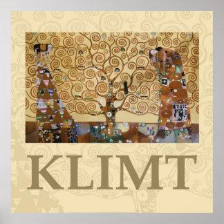 Posters arbre de klimt for Biographie de klimt