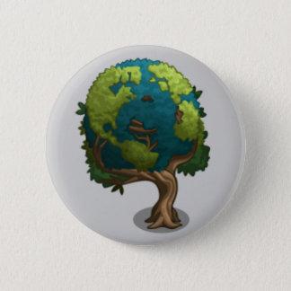 Arbre de la terre badges