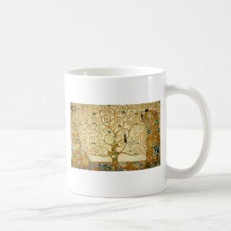 Arbre de la vie par Gustav Klimt Mug