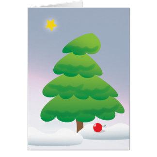 Arbre de Noël Cartes