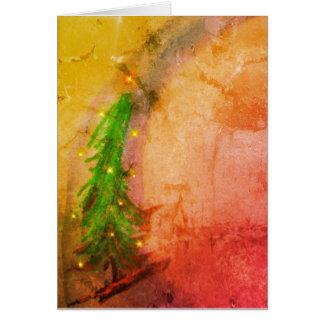 Arbre de Noël magique 2 Cartes