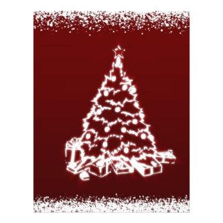 arbre de Noël Prospectus 21,6 Cm X 24,94 Cm