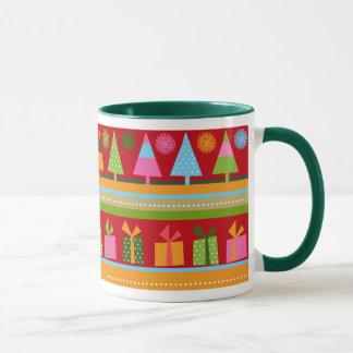 Arbre de Noël Tasses