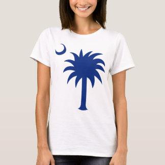 Arbre de Palmetto de la Caroline du Sud T-shirt