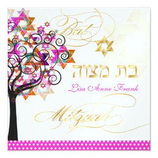 Arbre de PixDezines de la vie+Étoiles, bat mitzvah