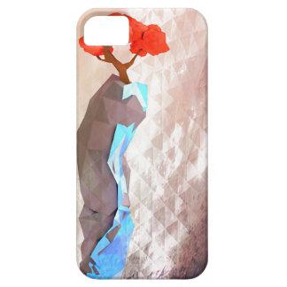 Arbre de polygone de cerise coques iPhone 5 Case-Mate