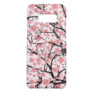 Arbre de Sakura de rose de pleine floraison Coque Case-Mate Samsung Galaxy S8