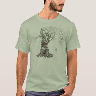 Arbre de Steampunk des hommes T-shirt