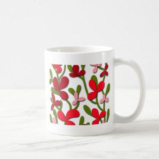 Arbre floral mug