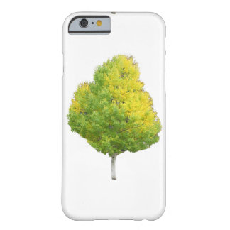 Arbre jaune d'Aspen Coque iPhone 6 Barely There