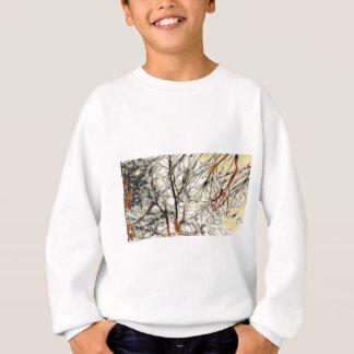 Arbre profond sweatshirt