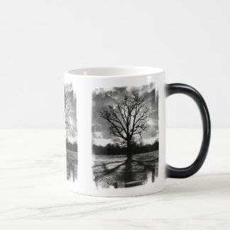 Arbre stérile de branches mug magic