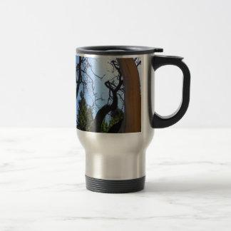 Arbres artistiques de Twirly Mug À Café
