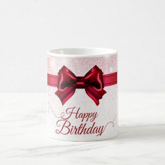 Arc de joyeux anniversaire mug