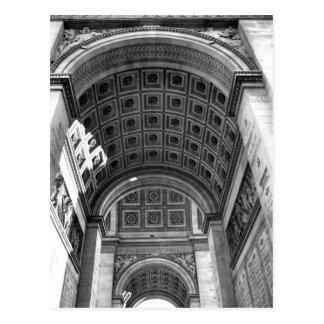 Arc de Triomphe Carte Postale