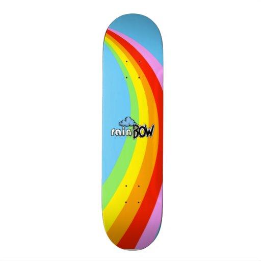 Arc-en-ciel 2 skateboards