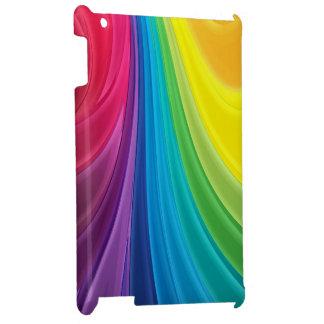 arc-en-ciel abstrait coques iPad