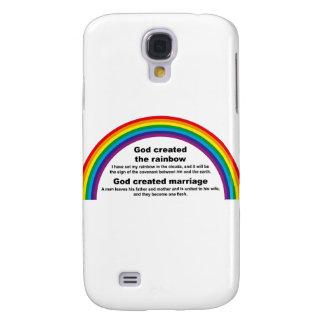 Arc-en-ciel Coque Galaxy S4