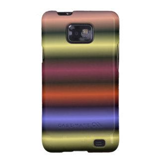 Arc-en-ciel de cas de Samsung Galaxys