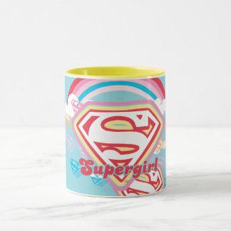 Arc-en-ciel de Supergirl Tasse