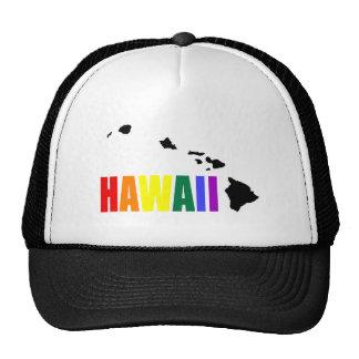 Arc-en-ciel hawaïen 2 casquette