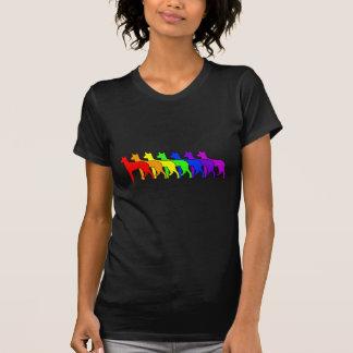 Arc-en-ciel Ibizan T-shirt
