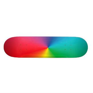 Arc-en-ciel Skateboard