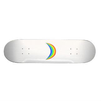 Arc-en-ciel Plateaux De Skateboards Customisés