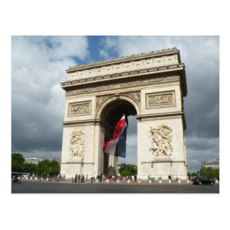 Arch de Triumph Carte Postale