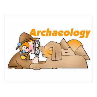 Archéologie Carte Postale