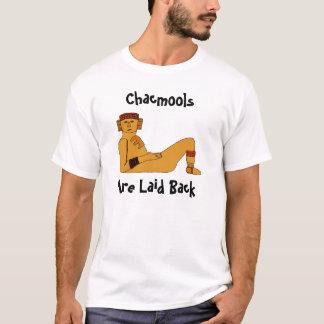 Archéologue de chemise d'archéologie de Chacmool T-shirt