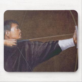 Archer Bhutan Tapis De Souris