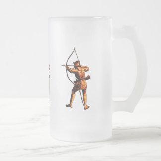 Archer Mug En Verre Givré