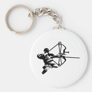 Archer Porte-clés