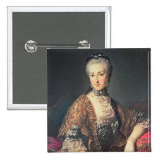 Archiduchesse Maria Anna le Habsbourg-Lothringen Badges