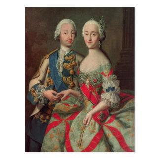 Archiduchesse Maria Caroline de l'Autriche Cartes Postales