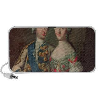 Archiduchesse Maria Caroline de l'Autriche Haut-parleur iPhone