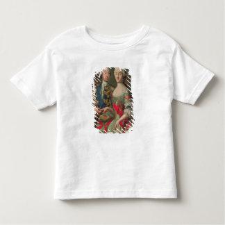 Archiduchesse Maria Caroline de l'Autriche T-shirt Pour Les Tous Petits
