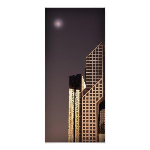 Architecture abstraite art photographique