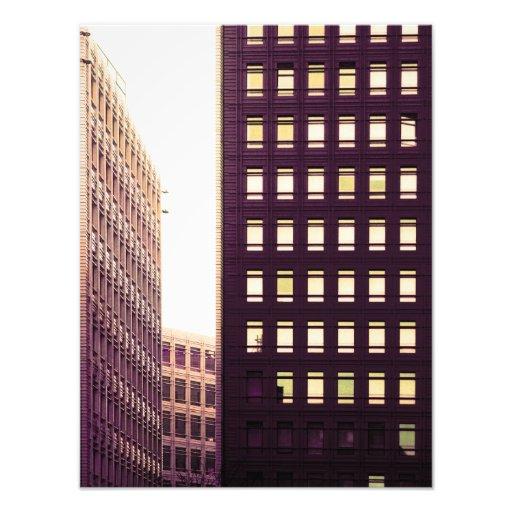 architecture photos sur toile